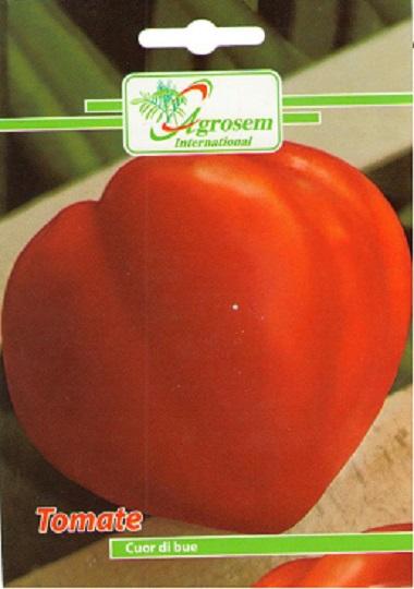 Seminte Tomate Cuor Di Bue
