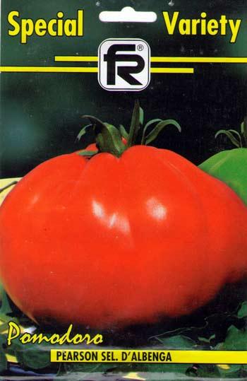 Seminte Tomate Pearson Sel D'Albenga