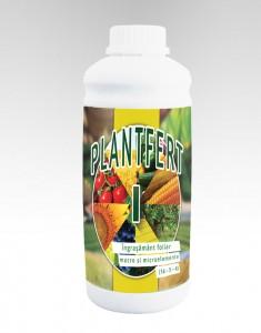 Fertilizant lichid cu un conținut ridicat de azot pentru faza de creștere vegetativa (I)