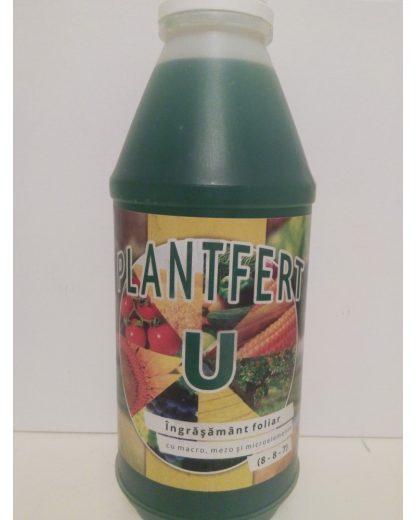 Fertilizant lichid universal cu o compoziție chimică echilibrată (U) - de vanzare